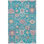 Surya Gorgeous 6' x 9' Area Rug, Blue (GGS1007-69)