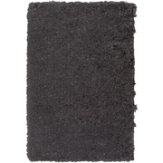 Surya Glamour 5' x 8' Area Rug, Black & Gray (GLA1002-58)