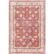 """Surya Mahal 5' x 7' 3"""" Area Rug, Pink (MHL2300-573)"""