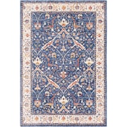 """Surya Mahal 7' 10"""" x 10' 6"""" Area Rug, Blue (MHL2304-710106)"""