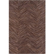 Surya Zander 2' x 3' Area Rug, Brown (ZND1000-23)