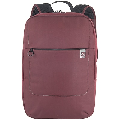 "Tucano 15.6"" Loop Backpack, Burgundy (TCNBKLOOP15BX)"