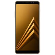 Samsung Galaxy A8+ 32GB Unlocked GSM Phone - Gold (A730F)