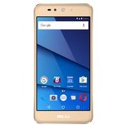 BLU Grand XL LTE Unlocked GSM Phone, Gold  (G0030WW GOLD)