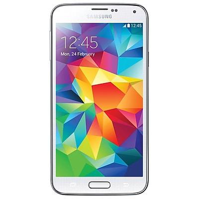 Samsung Galaxy S5 16GB Unlocked GSM Phone - White (G900T)