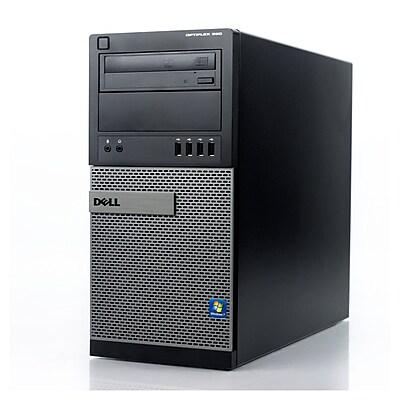 Refurbished Dell Optiplex 990 Tower Core i5 2400 3.1GHz 8GB Ram 1Tb Hard Drive Windows 10 Pro