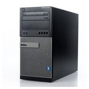 Dell Optiplex 990 Tower Core i7 2600 3.4GHz 16GB RAM 120GB Solid State Drive + 1TB Hard Drive, Windows 10 Pro, Refurbished