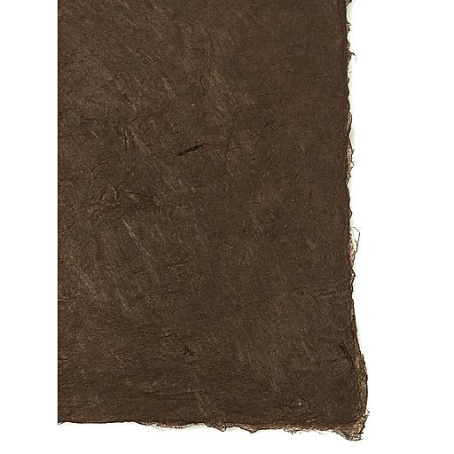 Graeham Owens Lokta Paper chocolate 20 in. x 30 in. 20 g [Pack of 10](PK10-GO-LTCHO)