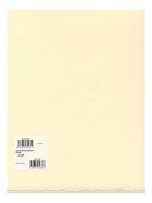 Arches Rives Heavyweight Paper buff 19 in. x 26 in. [Pack of 10](PK10-1795139)