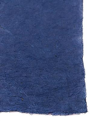 Graeham Owens Lokta Paper blueberry 20 in. x 30 in. 20 g [Pack of 10](PK10-GO-LTBLU)