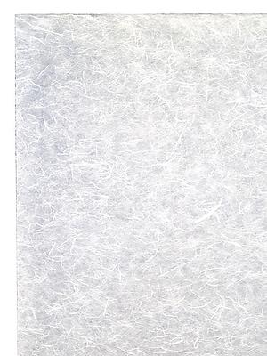 Black Ink Thai Unryu Paper white 40 g/m2 25 in. x 37 in. [Pack of 10](PK10-TU-2001)