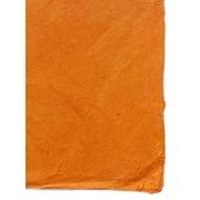 Graeham Owens Lokta Paper tangerine 20 in. x 30 in. 20 g [Pack of 10](PK10-GO-LT-TAN)