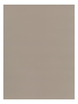 National Velour Heavyweight Colored Velour Sheet gray [Pack of 6](PK6-4020 CS)
