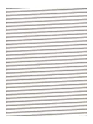 Global Art Folia Color Corrugated Paper white 19 1/2 in. x 27 1/2 in. [Pack of 10](PK10-741000)