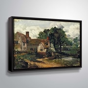 ArtWall Willy Lotts House 36x48, Floater (1JCO006A3648F)