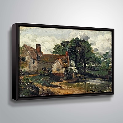 ArtWall Willy Lotts House 8x10, Floater (1JCO006A0810F)