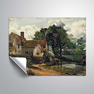 ArtWall Willy Lotts House 14x18, Unframed (1JCO006A1418P)