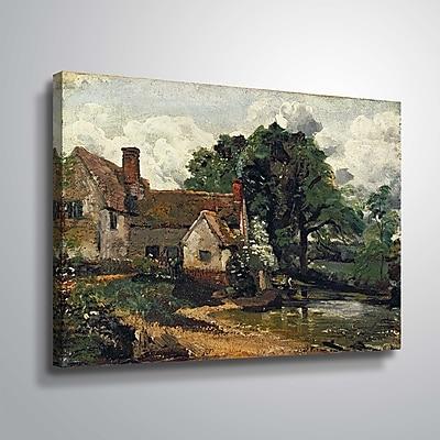 ArtWall Willy Lotts House 8x10, Unframed (1JCO006A0810W)