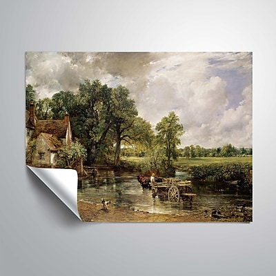 ArtWall The Hay Wain 18x24, Unframed (1JCO007A1824P)