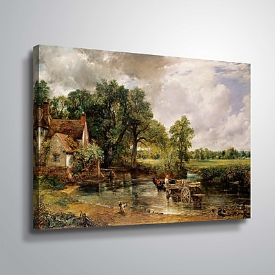 ArtWall The Hay Wain 14x18, Unframed (1JCO007A1418W)