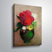 ArtWall The Red Poppy 24x32, Unframed (1RED007A2432W)