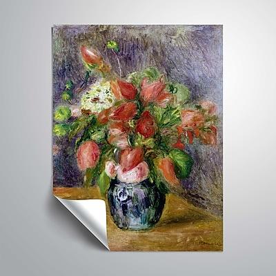 ArtWall Vase of Flowers 18x24, Unframed (1REN034A1824P)
