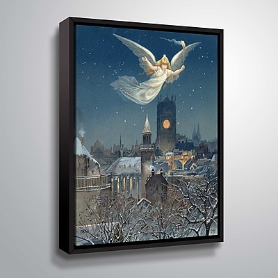 ArtWall Christmas Card 18x24, Floater (1TMO003A1824F)