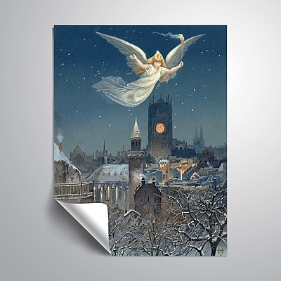 ArtWall Christmas Card 14x18, Unframed (1TMO003A1418P)