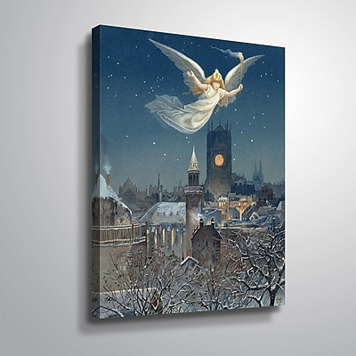 ArtWall Christmas Card 36x48, Unframed (1TMO003A3648W)
