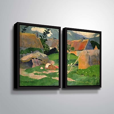 ArtWall Unidentified Landscape 36x48, Floater (1SER002B3648F)