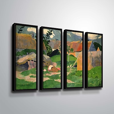 ArtWall Unidentified Landscape 24x32, Floater (1SER002D2432F)