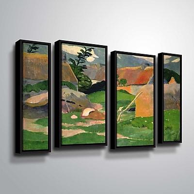 ArtWall Unidentified Landscape 24x36, Floater (1SER002I2436F)