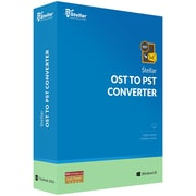 Stellar OST to PST Converter Corporate for Windows, 1 User, Download (NCLWMY8KWSSH4MC)