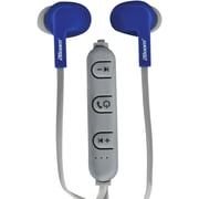 2BOOM EPBT540B Sol Bluetooth Earbuds with Microphone (Blue)