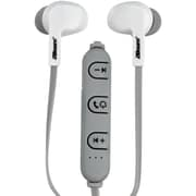2BOOM EPBT540W Sol Bluetooth Earbuds with Microphone (White)