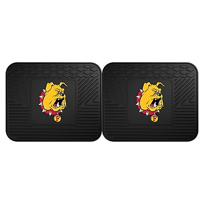 FANMATS Sports 14Lx17W Vinyl Rectangle Mat, Team Color (18671)
