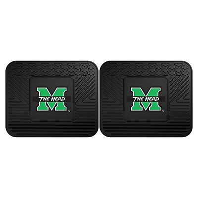 FANMATS Sports 14Lx17W Vinyl Rectangle Mat, Team Color (13221)