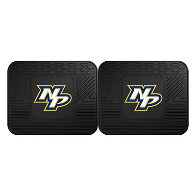FANMATS Sports 14Lx17W Vinyl Rectangle Mat, Team Color (12415)