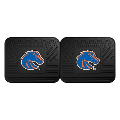 FANMATS Sports 14Lx17W Vinyl Rectangle Mat, Team Color (12431)