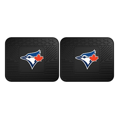 FANMATS Sports 14Lx17W Vinyl Rectangle Mat, Team Color (12348)