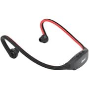 2BOOM HPBT260R Blade Bluetooth Sports Headphones with Microphone (Red)