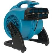 Xpower Portable Energy Efficient Misting Fan, Blue (XPOFM48)