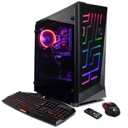 CyberPowerPC SLC10080OPT Gamer Supreme Liquid Cool (Intel Core i7- 8700K, 16 GB DDR4 SDRAM, 2TB, AMD Radeon RX 580)
