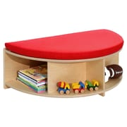 Wood Designs Read-A-Round Half Circle Bench (991011)