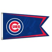 Fremont Die MLB Chicago Cubs Boat Flag (023245692168)