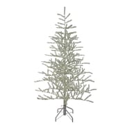 Northlight 5' Champagne Silver Metallic Artificial Tinsel Christmas Tree, Unlit (32620423)