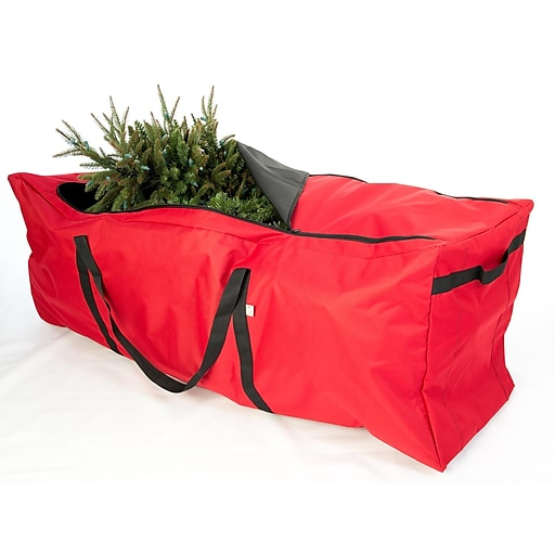 Christmas Tree Storage Bag.Tree Keeper 59 Extra Large Rolling Christmas Tree Storage Bag For Artificial Trees 6 9 31466892