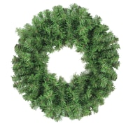 "Northlight 16"" Colorado Spruce 2-Tone Artificial Christmas Wreath, Unlit (32615050)"