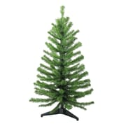 Northlight 3' Two-Tone Balsam Fir Artificial Christmas Tree, Unlit (32615045)