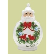 "Roman 7.5"" Scandinavian Santa Claus Porcelain Christmas Figure (31320426)"